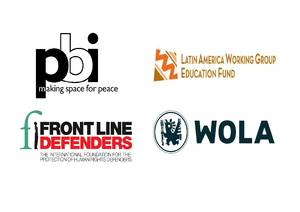 Logos undersigned organizations